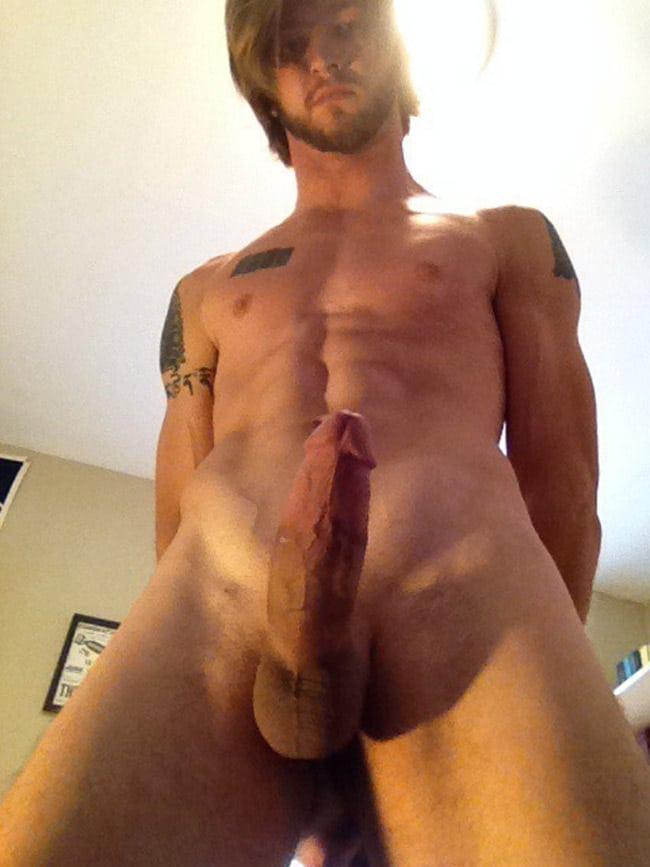 Huge Hard Dick