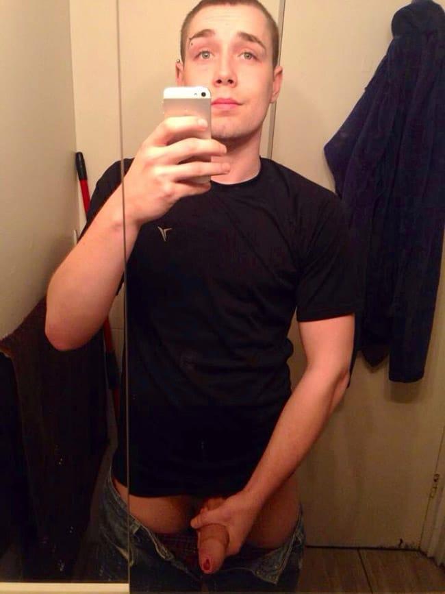 Hot Boy Wanking