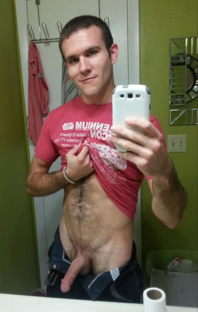 Red pubic hair dude cum shots gay it took