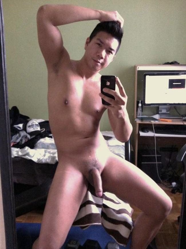 Sexy Asian Boy